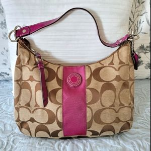 Coach Signature Hobo